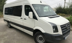 Volkswagen Crafter Extra Long